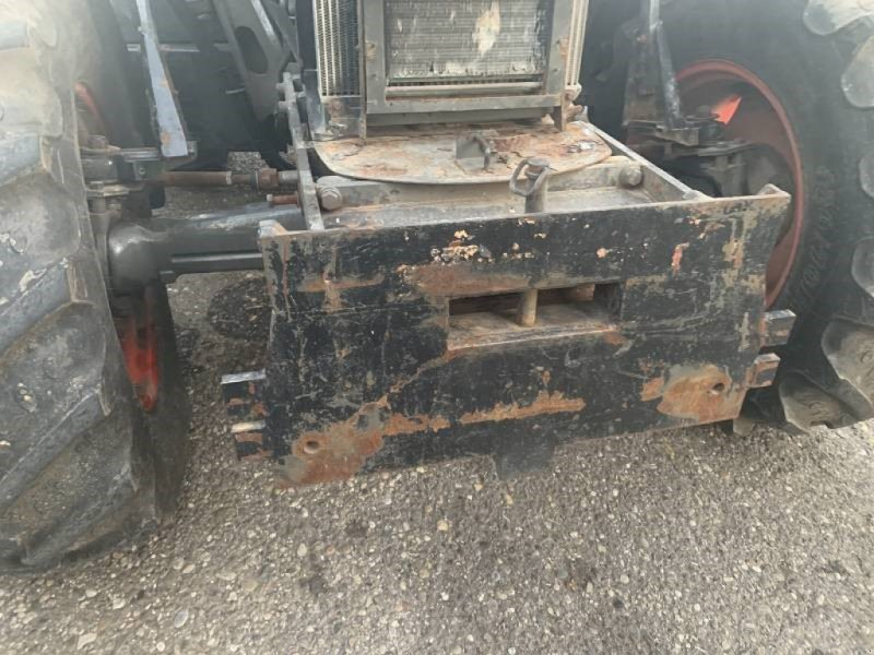 Traktor типа CLAAS Kommunalplatte für Arion 5 und 6 Zylinder, Gebrauchtmaschine в Schutterzell (Фотография 1)