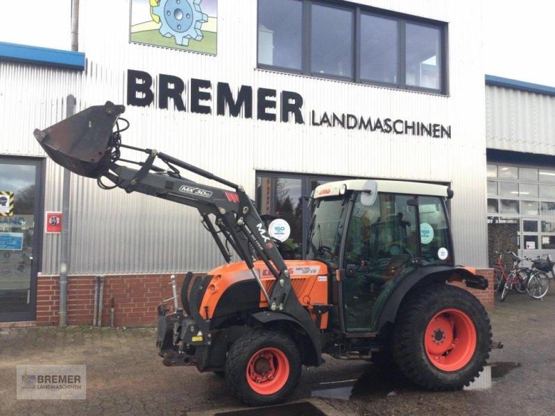 Traktor des Typs CLAAS Nectis 217 VE, Frtl, FH, Schmalspur, Gebrauchtmaschine in Asendorf (Bild 1)