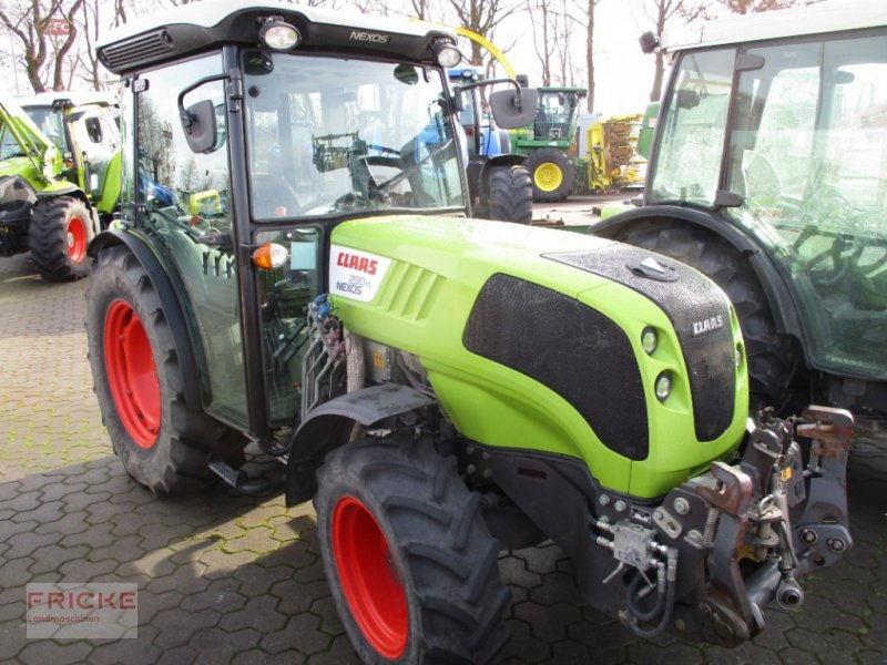 Traktor des Typs CLAAS NEXOS 230, Gebrauchtmaschine in Bockel - Gyhum (Bild 1)