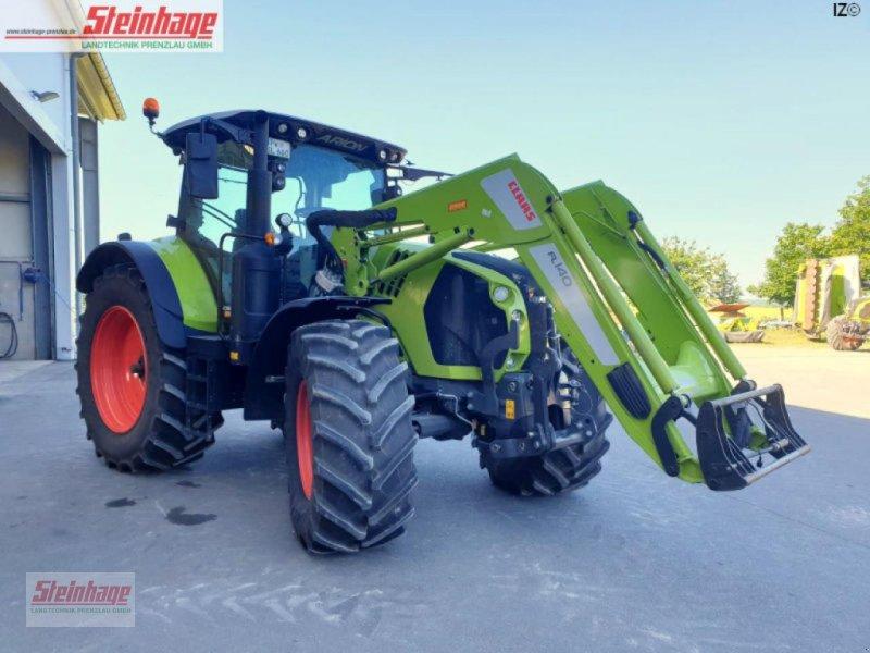 Traktor типа CLAAS SCHLEPPER / Traktor Arion 660 CMATIC FL, Neumaschine в Rollwitz (Фотография 1)