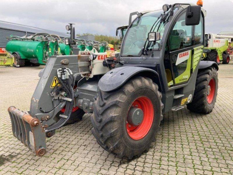 Traktor a típus CLAAS SCORPION 7055 VP PLUS, Gebrauchtmaschine ekkor: Hinnerup (Kép 1)