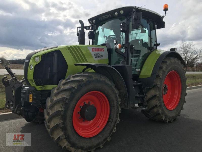 Traktor типа CLAAS TRAKTOR ARION 650, Gebrauchtmaschine в Frauenstein (Фотография 1)