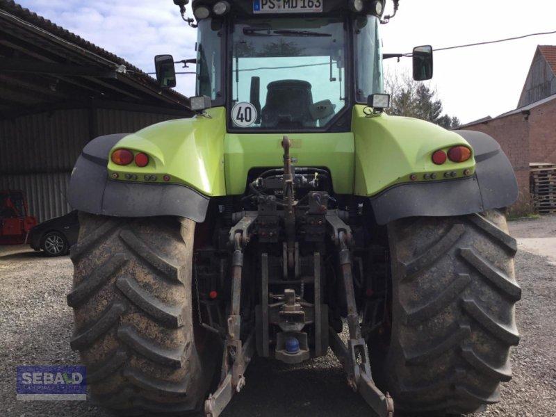 Traktor del tipo CLAAS Traktor Axion 850, Gebrauchtmaschine en Zweibrücken (Imagen 3)