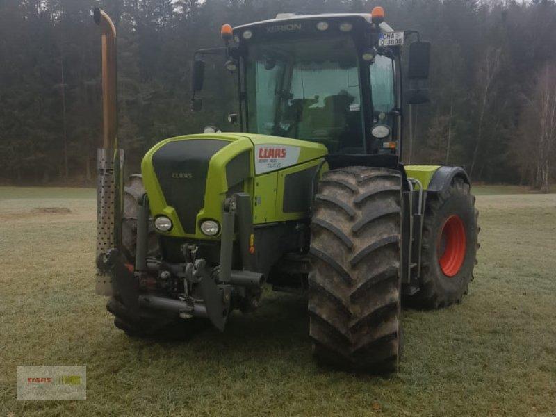 Traktor des Typs CLAAS Xerion 3800 Trac VC, Gebrauchtmaschine in Moos / Langenisarhofen (Bild 1)