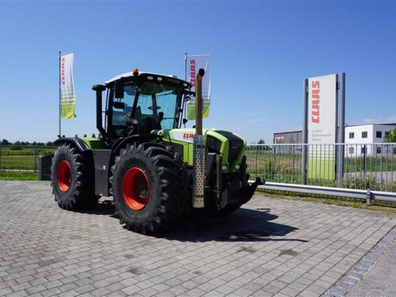 Traktor des Typs CLAAS XERION 3800 TRAC VC, Gebrauchtmaschine in Töging a. Inn (Bild 1)