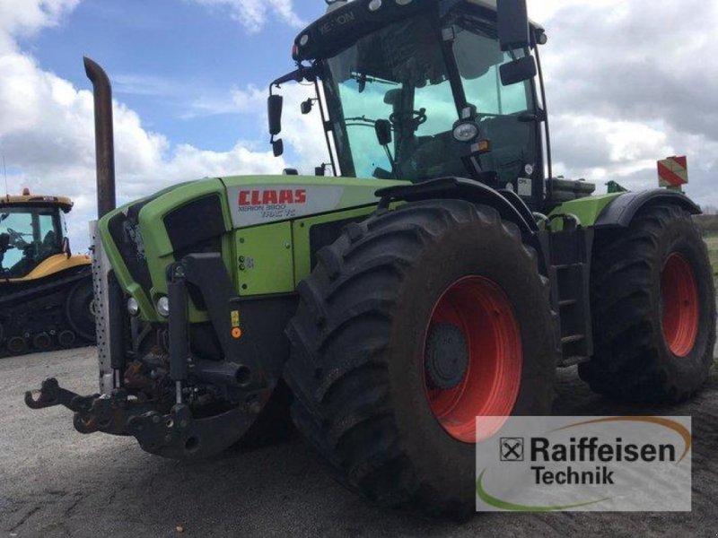 Traktor des Typs CLAAS Xerion 3800 Trac VC, Gebrauchtmaschine in Kruckow (Bild 4)
