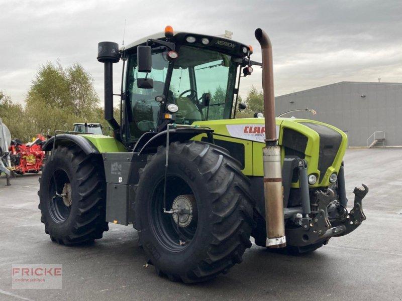 Traktor типа CLAAS Xerion 3800 Trac VC, Gebrauchtmaschine в Bockel - Gyhum (Фотография 1)