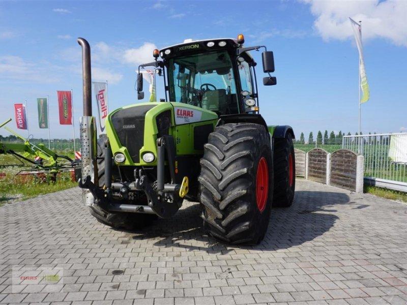 Traktor des Typs CLAAS Xerion 3800 Trac, Gebrauchtmaschine in Töging am Inn (Bild 1)