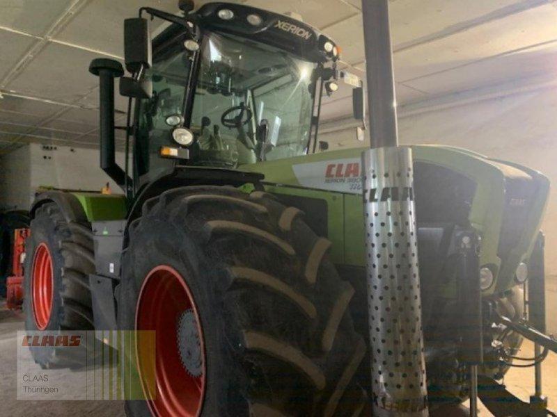 Traktor des Typs CLAAS Xerion 3800 TVC, Gebrauchtmaschine in Schwabhausen (Bild 1)