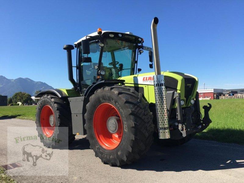 Traktor des Typs CLAAS Xerion 3800 VC, Gebrauchtmaschine in Feldkirch (Bild 1)