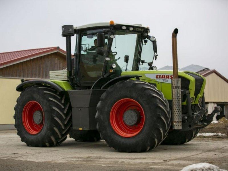 Traktor des Typs CLAAS Xerion 3800, Gebrauchtmaschine in MARKERSDORF (Bild 1)