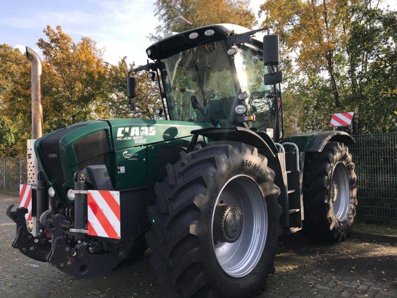 Traktor des Typs CLAAS Xerion 3800, Gebrauchtmaschine in Wiedemar (Bild 1)