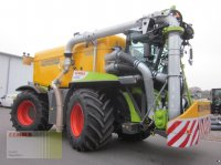 CLAAS XERION 4000 SADDLE TRAC mit Zunhammer ZUNI-X-TRAC 16 cbm, Frontansaugstation, BOMECH MULTI 16.5 Tractor