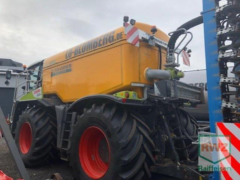 Traktor des Typs CLAAS Xerion 4000 Saddle Trac, Gebrauchtmaschine in Wipperfürth (Bild 9)