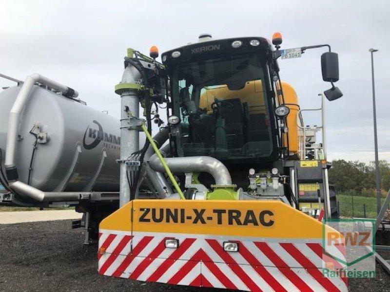 Traktor des Typs CLAAS Xerion 4000 Saddle Trac, Gebrauchtmaschine in Wipperfürth (Bild 1)
