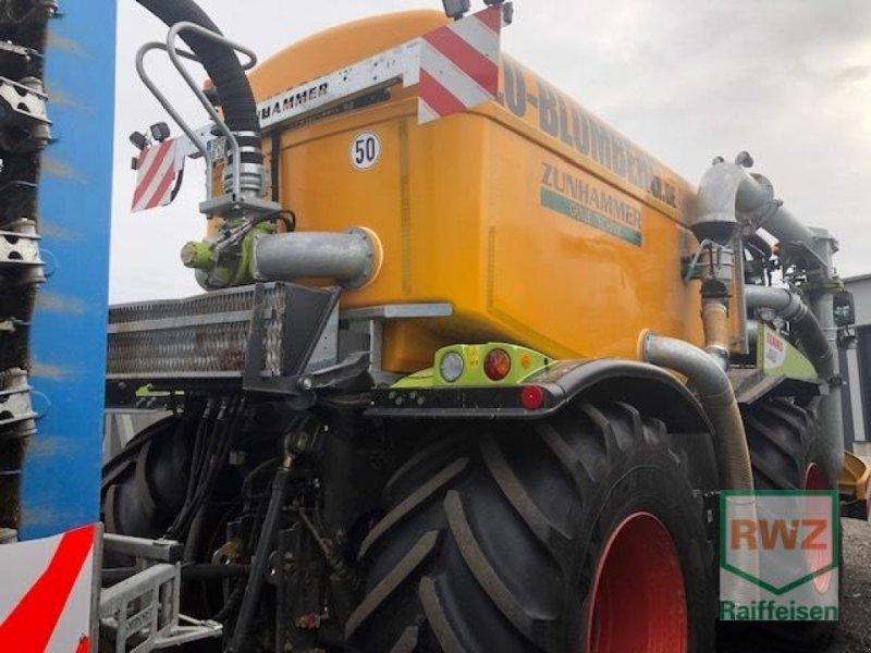 Traktor des Typs CLAAS Xerion 4000 Saddle Trac, Gebrauchtmaschine in Wipperfürth (Bild 8)