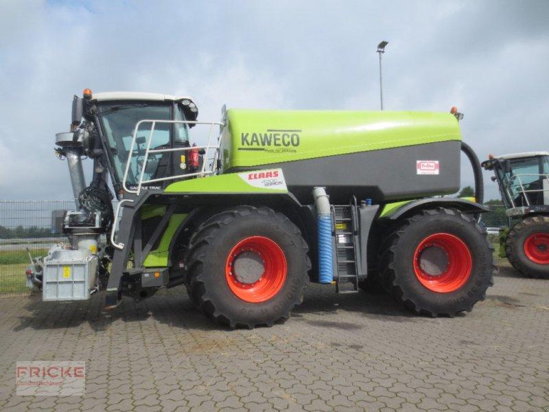 Traktor des Typs CLAAS Xerion 4000 Saddle Trac, Gebrauchtmaschine in Bockel - Gyhum (Bild 1)