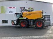CLAAS XERION 4000 SADDLE ZUNHAMMER Traktor