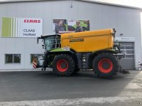 CLAAS XERION 4000 SADDLE ZUNHAMMER Тракторы