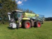 Traktor des Typs CLAAS Xerion 4000 Saddler Trac inkl. Kaweco Aufbaufass, Bomech Schleppschuh, Gebrauchtmaschine in Wagenfeld