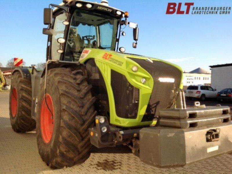 Traktor des Typs CLAAS XERION 4000 TRAC VC - Vorführmaschine -, Vorführmaschine in Nauen (Bild 1)