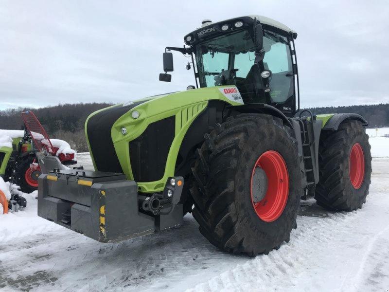 Traktor a típus CLAAS XERION 4000 Trac VC, Gebrauchtmaschine ekkor: Birgland (Kép 1)