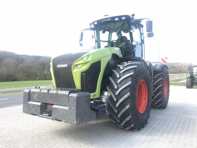 Traktor des Typs CLAAS XERION 4000 TRAC VC, Gebrauchtmaschine in Birgland (Bild 1)