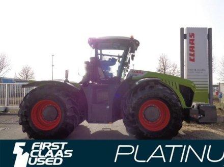 Traktor типа CLAAS XERION 4000 TRAC VC, Gebrauchtmaschine в Langenau (Фотография 8)