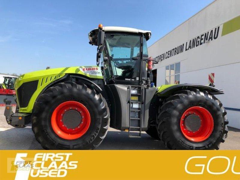 Traktor a típus CLAAS XERION 4000 TRAC VC, Gebrauchtmaschine ekkor: Langenau (Kép 10)