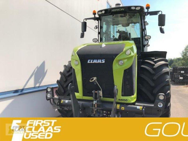 Traktor a típus CLAAS XERION 4000 TRAC VC, Gebrauchtmaschine ekkor: Langenau (Kép 3)