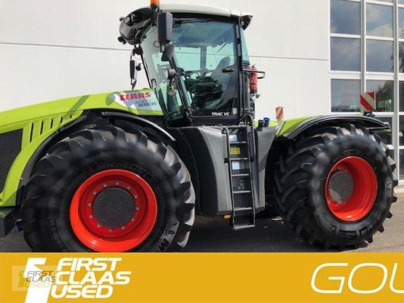 Traktor a típus CLAAS XERION 4000 TRAC VC, Gebrauchtmaschine ekkor: Langenau (Kép 4)