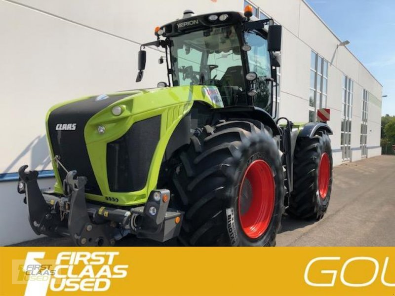 Traktor a típus CLAAS XERION 4000 TRAC VC, Gebrauchtmaschine ekkor: Langenau (Kép 1)