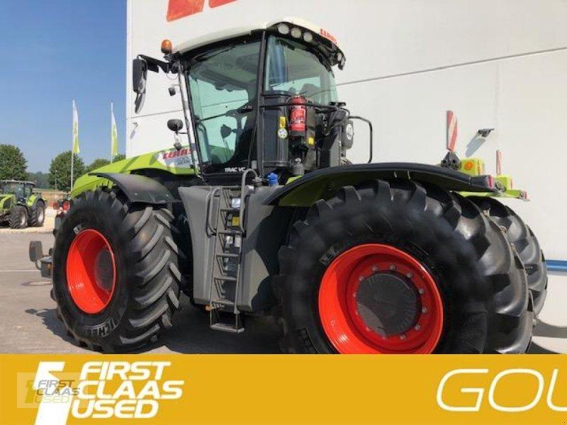 Traktor a típus CLAAS XERION 4000 TRAC VC, Gebrauchtmaschine ekkor: Langenau (Kép 5)
