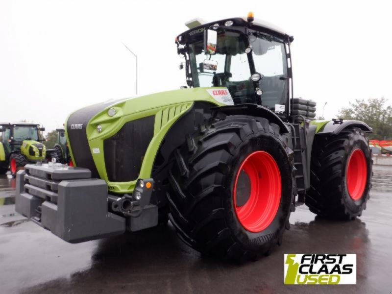 Traktor tip CLAAS XERION 4000 TRAC VC, Gebrauchtmaschine in Afumati (Poză 1)