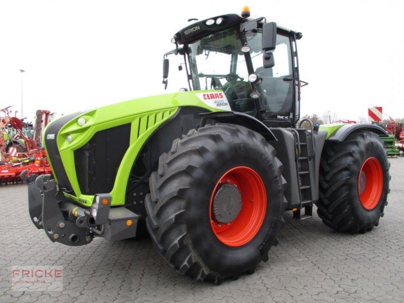 Traktor des Typs CLAAS XERION 4000 TRAC VC, Gebrauchtmaschine in Bockel - Gyhum (Bild 1)