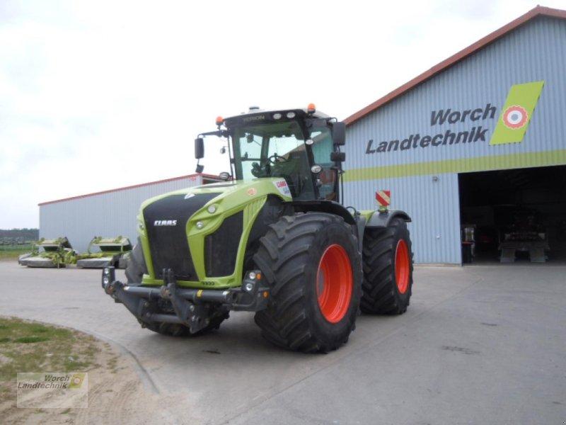 Traktor tip CLAAS XERION 4000 TRAC VC, Gebrauchtmaschine in Schora (Poză 1)