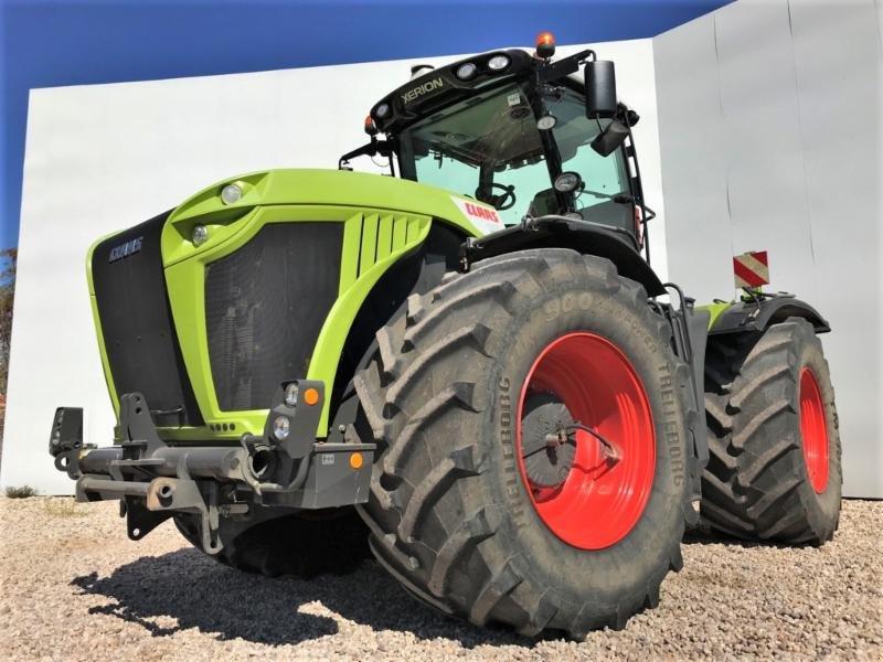 Traktor типа CLAAS XERION 4500 TRAC, Gebrauchtmaschine в Landsberg (Фотография 1)