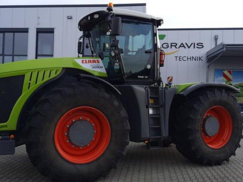 Traktor des Typs CLAAS XERION 5000 TRAC VC, Gebrauchtmaschine in Ladbergen (Bild 1)