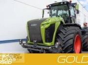 Traktor a típus CLAAS XERION 5000 TRAC VC, Gebrauchtmaschine ekkor: Langenau
