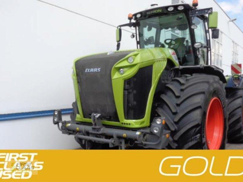 Traktor a típus CLAAS XERION 5000 TRAC VC, Gebrauchtmaschine ekkor: Langenau (Kép 1)