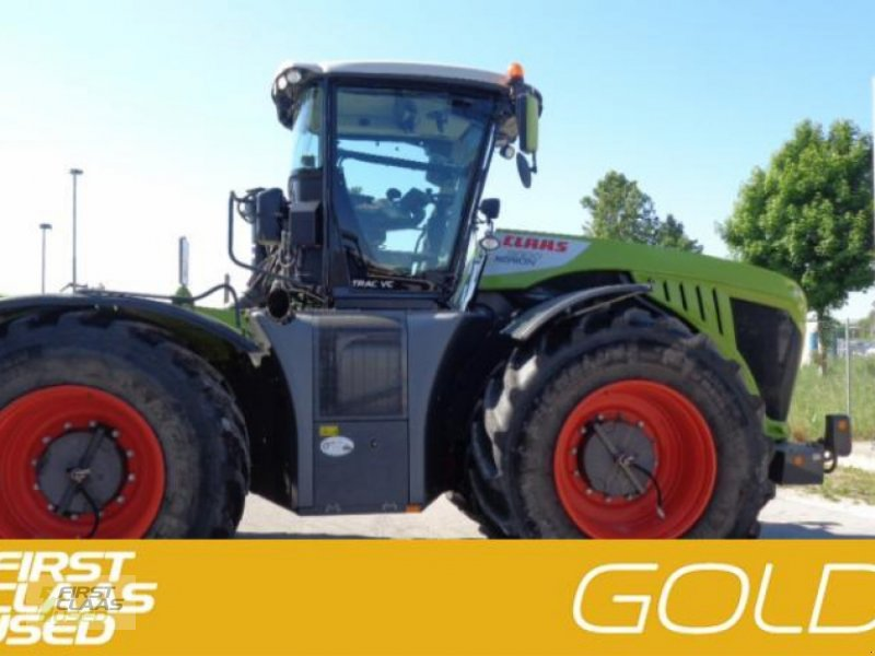 Traktor a típus CLAAS XERION 5000 TRAC VC, Gebrauchtmaschine ekkor: Langenau (Kép 6)