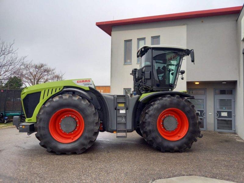 Traktor des Typs CLAAS Xerion 5000 Trac VC, Gebrauchtmaschine in Harmannsdorf-Rückersdorf (Bild 1)