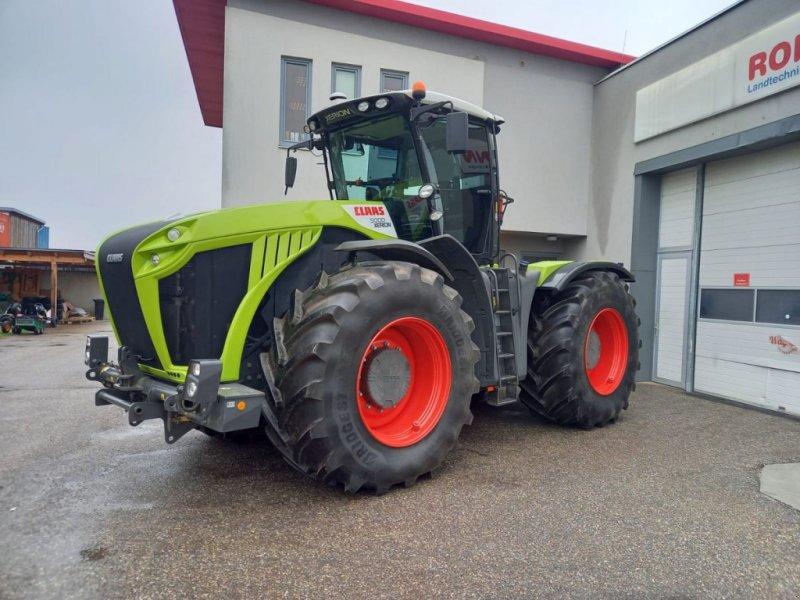 Traktor типа CLAAS Xerion 5000 Trac VC, Gebrauchtmaschine в Harmannsdorf-Rückersdorf (Фотография 1)