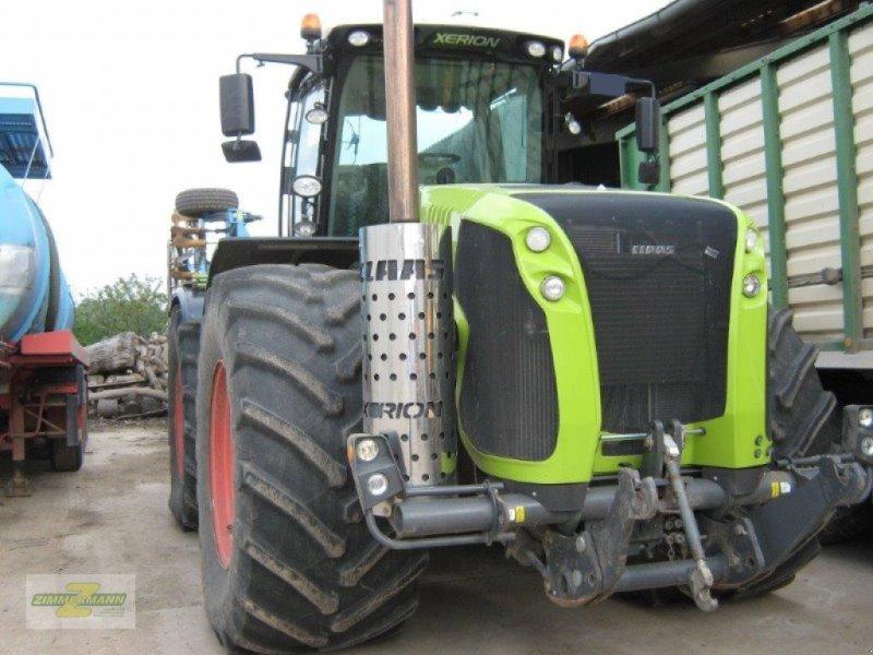 Traktor des Typs CLAAS Xerion 5000 Trac VC, Gebrauchtmaschine in Euskirchen (Bild 1)
