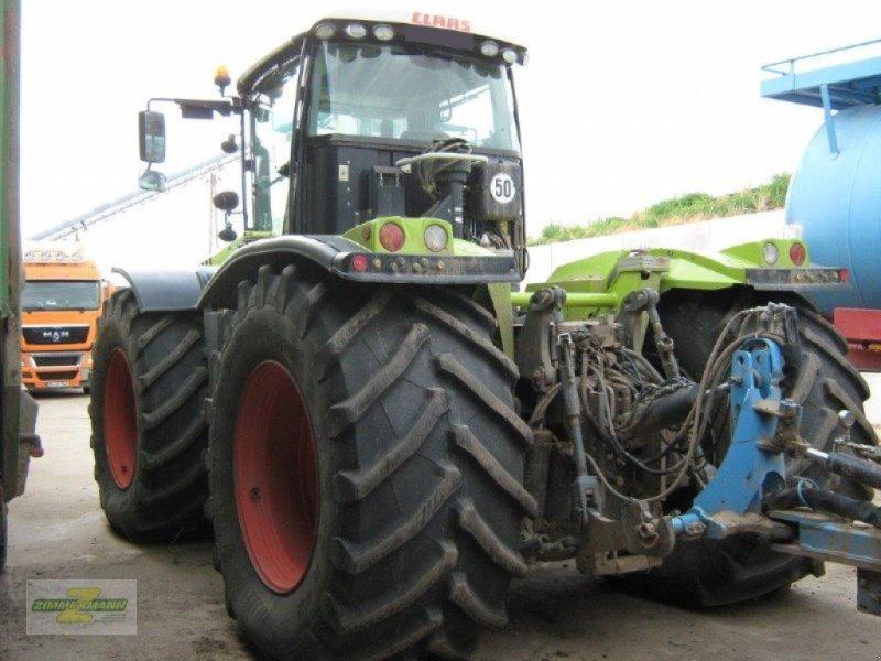 Traktor des Typs CLAAS Xerion 5000 Trac VC, Gebrauchtmaschine in Euskirchen (Bild 3)