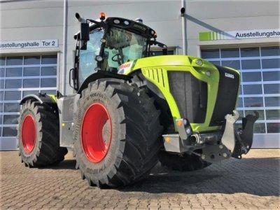 Neue & gebrauchte CLAAS Traktoren / Landmaschinen bei technikboerse.com