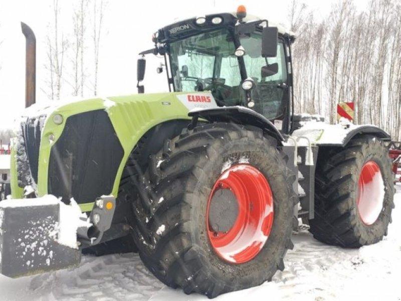 Traktor des Typs CLAAS Xerion 5000 Trac, Gebrauchtmaschine in MARKERSDORF (Bild 1)