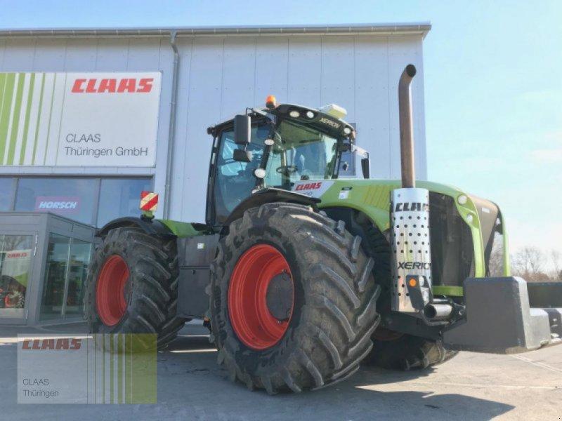 Traktor des Typs CLAAS XERION 5000 Trac, Gebrauchtmaschine in Vachdorf (Bild 1)