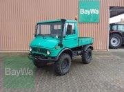 Traktor des Typs Daimler-Benz GEBR.MERCEDES-BENZ UNIMOG U600, Gebrauchtmaschine in Manching