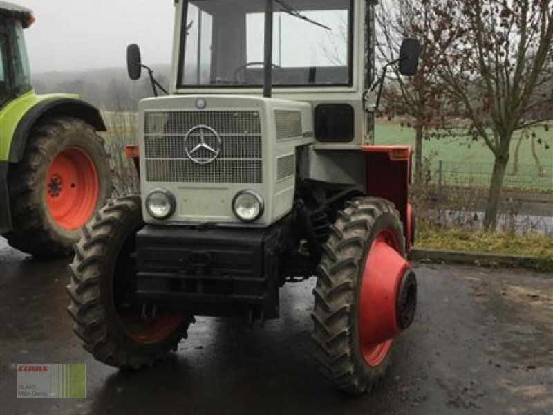 Traktor des Typs Daimler-Benz MB TRAC 800, Gebrauchtmaschine in Aurach (Bild 1)